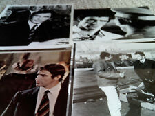 Bekim Fehmiu LOT of 4 Publicity & Orig Still PHOTOS The Adventurers 1970 MINT!!!