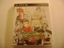 Tales of Symphonia: Chronicles (Sony PlayStation 3, 2014) No Manual