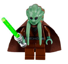 NEW LEGO STAR WARS KIT FISTO MINIFIG figure minifigure 9526 jedi toy alien cape