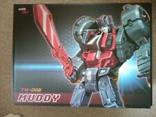 Toyworld Muddy transformers Dinobot Sludge 3rd party TW D02 New condition