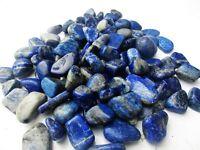 1/2LB Larger Particles Bulk Natural Lapis Lazuli Stones Crystals Wholesale