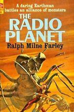 The Radio Planet by Ralph Milne Farley - Ace PB 1964