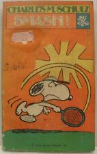 Smash! di Charles M. Schulz n° 219 1a Edizione BUR 1979 Rizzoli DISCRETO
