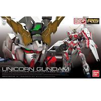 BANDAI RG Unicorn Gundam RX-0 1/144