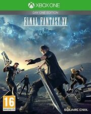 Final Fantasy 15 XV Xbox 1 Game Day One Edition