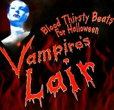 Vampire's Liar: Blood Thirsty Beats For Halloween (CD)