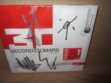 30 SECONDS TO MARS A Beautiful Lie CD SIGNED BY ALL 4