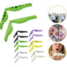 Face Cover Glasses Grip to Reduce Anti Fogging/Steaming Defogger Nose Clip Lot d