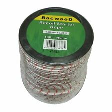 4.5mm Starter Pull Cord Rope 100 M Metres Roll