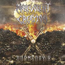 Malevolent Creation-Doomsday X-CD - 200557
