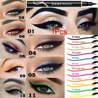 Tools Longlasting Matte Eye Liner Pen Eyeliner Liquid Pencil Eyeshadow Pigment
