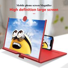 Soporte Ampliado Plegable Del Amplificador Hd De La Pantalla De La Lupa 3D 5D 6D