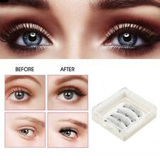 Magnetic Eyelashes Reusable False Triple Magnet Long Thick Eye Lashes Extension