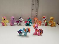 My Little Pony Toys Figurines Lot of 9 Fast Shipping