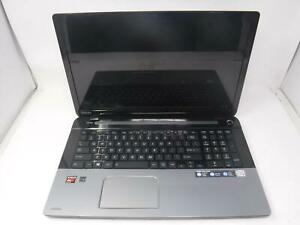 "Toshiba L75D-A7283 17.3"" Laptop w/AMD A4-5000 1.5GHZ + 8GB RAM + 500GB HDD"