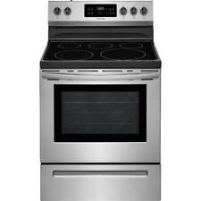 Frigidaire Ffef3054Ts 30 Inch Freestanding Electric Range - Stainless Steel