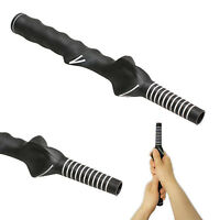 Golf Swing Training Grip Trainer Golfer Outdoor Coaching Practice Aids Tool
