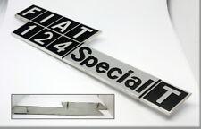 FIAT 124 SPECIAL T - Logo Badge Emblem Schriftzug Abzeichen
