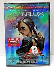 Aeon Flux (Dvd, 2006, Widescreen/ Checkpoint) Charlize Theron Nos Sealed Tears*