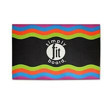"NEW Simply Fit Board Workout Mat 25.5"" x 18"" As Seen on TV"