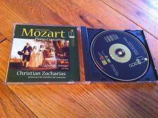 Mozart: Piano Concertos Vol. 1 CD MDG Christian Zacharias KV 595 482 Concerto