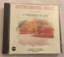 Instrumental Magic - Volume Two (Melodies Of Love) CD