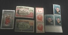 Vintage Thailand Stamps. Small Lot Architecture