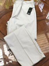 NEW with tags DAVID JONES Wrinkle Free Beige Pants Trousers 38 97 Mens Gents