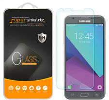 Supershieldz Samsung Galaxy J3 Luna Pro Tempered Glass Screen Protector Saver