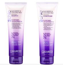 GIOVANNI 2 Chic Capelli Ultra Riparazione Shampoo & Balsamo Blackberry