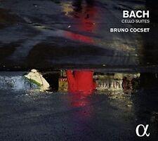 J.S. Bach / Bruno Cocset - Cello Suites [New CD]