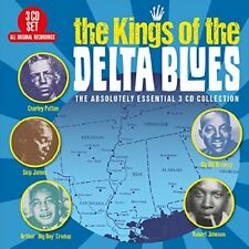 The Kings Of The Delta Blues [CD]
