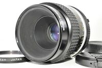 *Exc+++++* Nikon Ai-s AIS Micro Nikkor 55mm f/2.8 MF Lens from Japan #1418