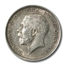 Great Britain King George V 1/2 Crown 1913  KM-818.1 Extra Fine