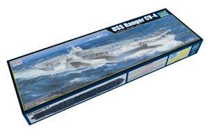 Trumpeter 9365628 Flugzeugträger USS Ranger (CV-4) 1:350 Schiff Modellbausatz