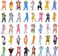 Hot Sale Fancy Dress Cosplay Onesie Adult Unisex Hooded Pyjamas Animal Sleepwear
