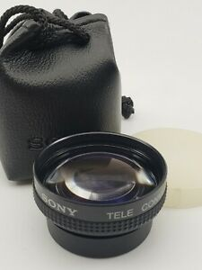 Sony VCL-1537 1.5X Tele Conversion Lens