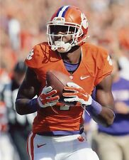 MIKE WILLIAMS CLEMSON TIGERS FOOTBALL 8X10 SPORTS PHOTO (GG)