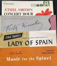 Ethel Smith's Hammond Organ Arrangements - Lady of Spain, Frits Kreisler & More