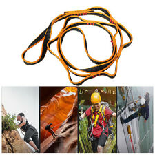 Outdoor Climbing Daisy Chain Rope Rescue Rappelling Downhill Swing Equipment 1Pc