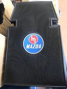 Mazda Reproduction Rubber Floor Mats R100 RX2 RX3 RX4 RX5 RX7 RX8 Cosmo