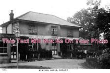 New listing Su 1567 - Station Hotel, Horley, Surrey c1910