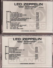 led zeppelin limited edition 2x cassette