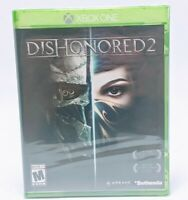 Dishonored 2: Standard Edition (Microsoft Xbox One, 2016) - Factory Sealed