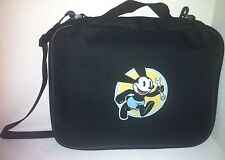 TRADING PIN BAG FOR DISNEY PINS  OSWALD THE LUCKY RABBIT WITH WRENCH  Book CASE