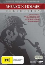 Sherlock Holmes Collection (DVD, 2008, 4-Disc Set)
