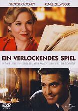 Ein verlockendes Spiel - George Clooney - Renee Zellweger - DVD