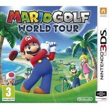 Jeu 3DS MARIO GOLF WORLD TOUR