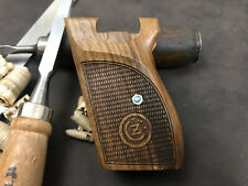 Cz Vzor 70 - 50 7.65Mm 32 Acp Turkish Walnut Wood Grips Handmade Us Based Seller
