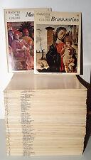 I MAESTRI DEL COLORE N. 85 FASCICOLI, RIVISTA ARTE, FABBRI EDITORE  (v.note)